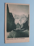 CHINA Missiën Van Scheut - Kerk Van KAOKIAYNGTZE ( Scheut / De Beurs ) Anno 19?? ( See / Voir Photo ) ! - Missions