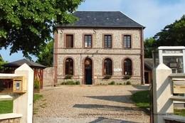 Criquebeuf-en-Caux (76)- Ecole Communale (Edition à Tirage Limité) - Other Municipalities