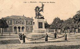 Albertville Monument Des Mobiles - Albertville