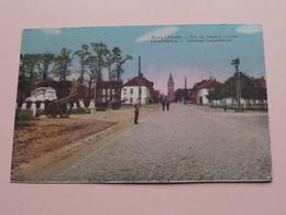 Generaal LEEMANSTRAAT Rue Du Général Leeman ( Loosvelt-Adeline ) Anno 1934 ( Zie / See / Voir Photo ) ! - Leopoldsburg