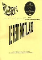 FORT DE HOLLOGNE BELGIQUE LE PETIT FORTILLARD REVUE FORTIFICATION - Livres
