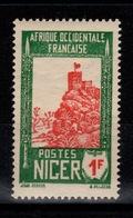 NIger - YV 80 N** (gomme Tropicale) - Niger (1921-1944)