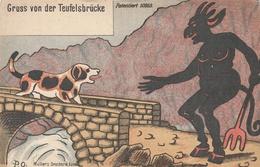 Gruss Von Der Teufelsbrücke - Suisse