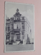 """Home """" DE SINJOORKENS """" Zeedijk 101 - S.V.V. Antwerpen ( Thill ) Anno 1956 ( Zie / Voir Photo ) ! - Nieuwpoort"""
