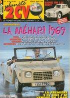 Planète 2 CV N° 6 Février Mars 1999 La Méhari 1969. Avec Un Article Sur Les Dubuet D'Arnay-le-Duc. - Auto/Moto