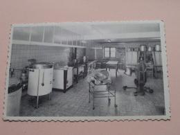 """Home """" DE SINJOORKENS """" De KEUKEN - S.V.V. Antwerpen ( Thill ) Anno 1956 ( Zie / Voir Photo ) ! - Nieuwpoort"""
