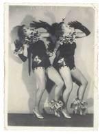 Photo Spectacle , The Sisters Twins , Brest , Signée Olga De Skrydloff - Personnes Anonymes