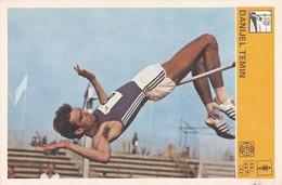 DANIJEL TEMIN CARD-SVIJET SPORTA (B298) - Athletics