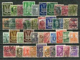 Deutschland / Lot Mit Verschiedenen Werten (5/013) - Stamps