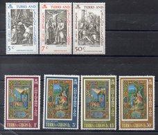TURKS & CAICOS  Timbres Neufs ** De 1969/ 70 ( Ref 5947 ) NOEL - Turks & Caicos (I. Turques Et Caïques)