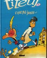 Titeuf C Est Po Juste - Books, Magazines, Comics