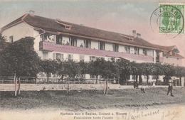 Kurhaus Aux 8 Sapins, Evilard S. Bienne - Funiculaire Toute L'année - Zwitserland