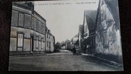 CPA NOGENT LE PHAYE 28 E ET L RUE DU PUITS ORE ED DESAIX 8   1918 - Francia