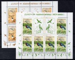 ROUMANIE  Timbres Neufs ** De 1999 ( Ref 5948 )  EUROPA - Oiseaux - 1948-.... Republics