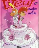Titeuf Nadia Se Marie - Books, Magazines, Comics