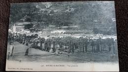 CPA BOURG SAINT MAURICE SAVOIE 73 VUE GENERALE ED JARZUEL LEON - Bourg Saint Maurice