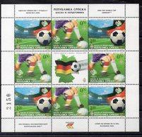 BOSNIE HERZEGOVINE   Timbres Neufs ** De 2006 ( Ref 5950 ) Sport - Football - Bosnien-Herzegowina