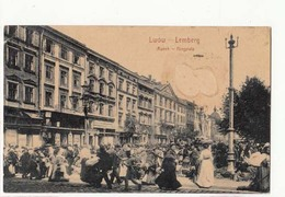 Ukraine - Lwow Lemberg - Rynek Ringplatz  : Achat Immédiat - Ukraine