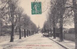 Laignes Avenue De La Gare - Frankreich