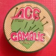 ROMANIA-AIGUILLES/NEEDLE PINS PLASTIC BOX-FLARO-1987 PERIOD,EMPTY - Scrapbooking