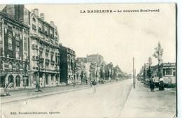 59 - La Madeleine : Le Nouveau Boulevard - La Madeleine