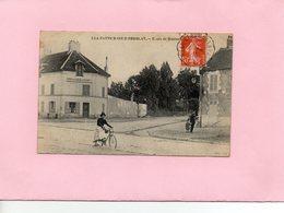 Carte Postale - LA PATTE D'OIE D'HERBLAY - D95 - Route De Bezons - Herblay