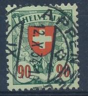 """HELVETIA - Mi Nr 194z - Cachet """"APPENZELL"""" - (ref. 697) - Gebraucht"""