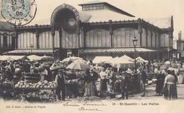 SAINT-QUENTIN: Les Halles - Saint Quentin