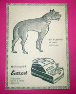 EVEREST 1957 PUBBLICITA' ORIGINALE DA RIVISTA D'EPOCA VINTAGE - Pubblicitari