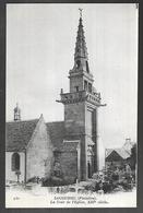 Cpa 2919358 Locquirec La Tour De L'église - Locquirec