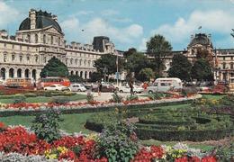 19075     France  PARIS     Les Parterres  Et Le Palais Du Louvre - France