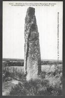 Cpa 2919357 Menhir De Kerellou Entre Plouegat Moysan Et Guerlesquin - Frankreich