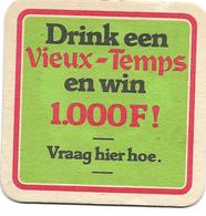 Viltje - Vieux Temps - Sous-bocks