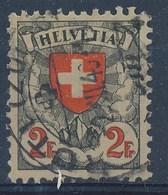 "HELVETIA - Mi Nr 197z  - Cachet ""RUTI (ZURICH)"" - Tanding!/dentelure! - (ref. 702) - Gebraucht"