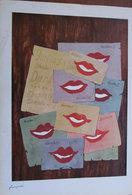 DURBAN'S DENTIFRICIO 1958 PUBBLICITA' ORIGINALE DA RIVISTA D'EPOCA VINTAGE - Pubblicitari