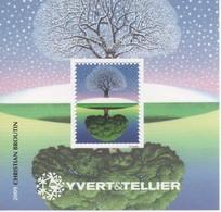 Feuillet Souvenir Yvert & Tellier N°2 - Année 2009 - Blocs Souvenir
