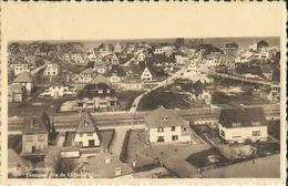 Duinbergen -- Panorama Pris Du Château D' Eau. (2 Scans) - Heist