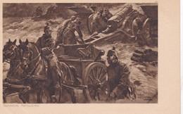 Der Krieg 1914 / 16 In Postkarten Nr3 Hilfstätigkeit Für Ostpreussen - Ostpreussen