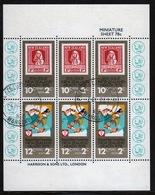 New Zealand 1978 Health Stamps Showing Heart Operation Mini Sheet. - Blocks & Sheetlets