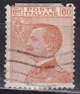 Regno D'Italia, 1926 - 60c Michetti - Nr.205 Usato° - 1900-44 Vittorio Emanuele III