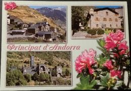 Ak Andorra - Ransol - Ortsansichten - Andorra