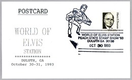 ELVIS PRESLEY - World Of Elvis. Duluth GA 1993 - Elvis Presley