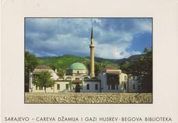 Sarajevo, Bosnie-Hérzégovine,carte Postale Circulée. - Bosnie-Herzegovine