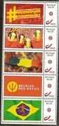 Belgie Belgique 2014 OBCn° Rode Duivels Red Devils Diables Rouges *** MNH - Belgique