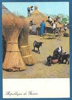 GUINEA GUINEE FOUTA-DJALLON VILLAGE COGNAGUI CONIAGUIS 1970 UNUSED - Guinea
