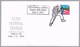 Festival ELVIS PRESLEY. Tupelo MS 2001 - Elvis Presley