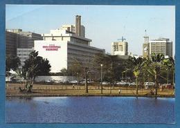 KENYA NAIROBI HOTEL INTERCONTINENTAL UNUSED - Kenia