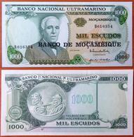 Mozambique 1000 Escudos 1976 UNC - Mozambique
