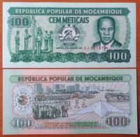 Mozambique 100 Meticais 1983 UNC - Mozambique