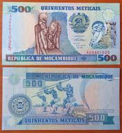 Mozambique 500 Meticais 1991 UNC - Mozambique